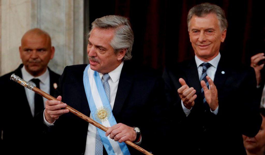 Alberto Fernández asume como nuevo presidente de Argentina