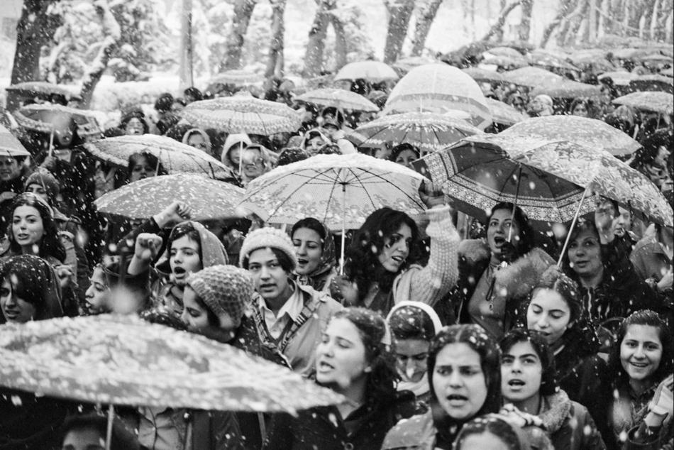 Hangameh Golestan, Witness 1979, 1979