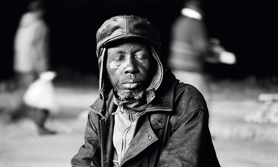 Santu Mofokeng, Eyes Wide Shut, Motouleng Cave, Clarens – Free State, 2004.