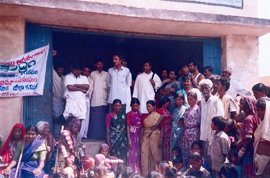 Running Gruel Centre in Anantapur District any years back