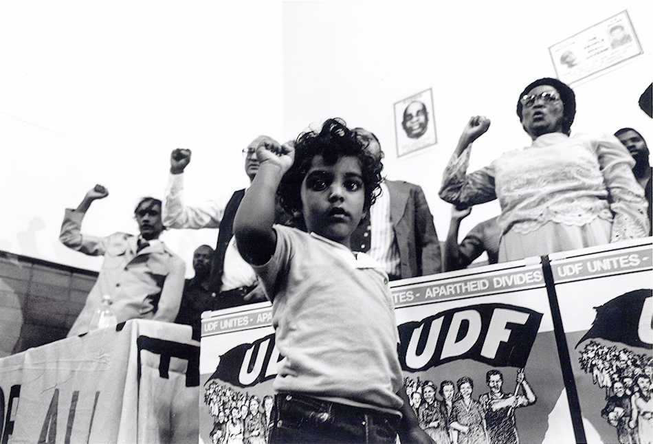 Meeting of the United Democratic Front (UDF)