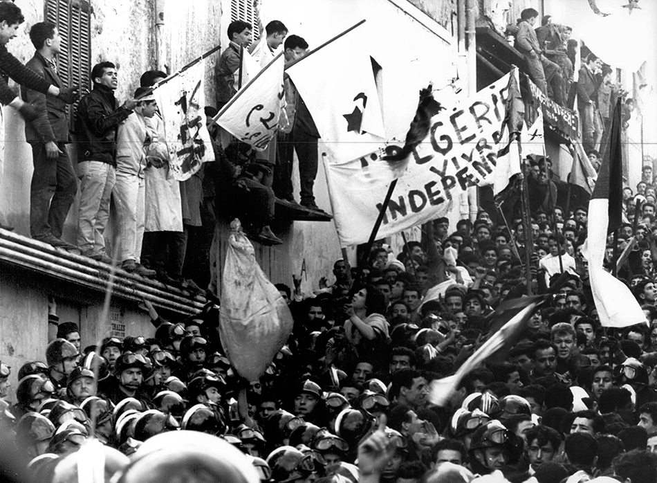 30 October 1974: The anniversary of the 1962 Algerian War for Independence.