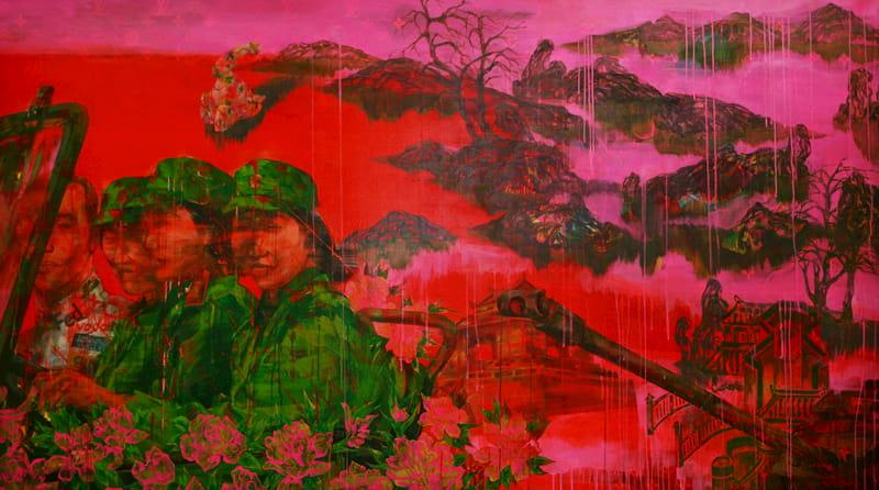 Ha Manh Thang, Not Memory no. 1, 2009.