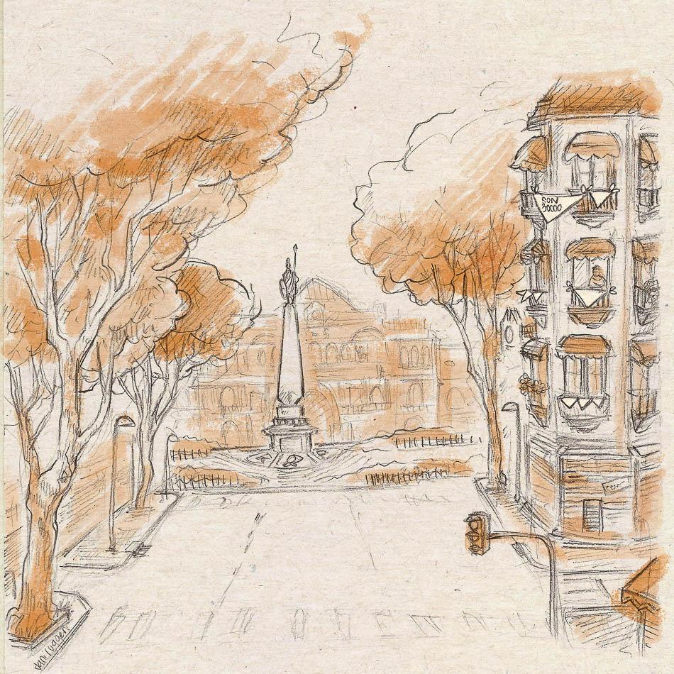 Dani_Plaza de mayo_ver1