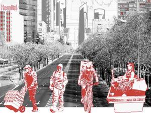 Henar Diez Villahoz (Spain), Quien sostiene la vida (Those who sustain life), 2020