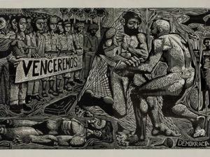 Luis Peñalever Collazo (Cuba), America Latina, Unete! 1960