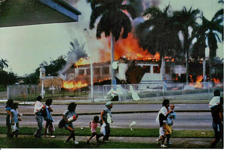Invasión de Panamá, 1989