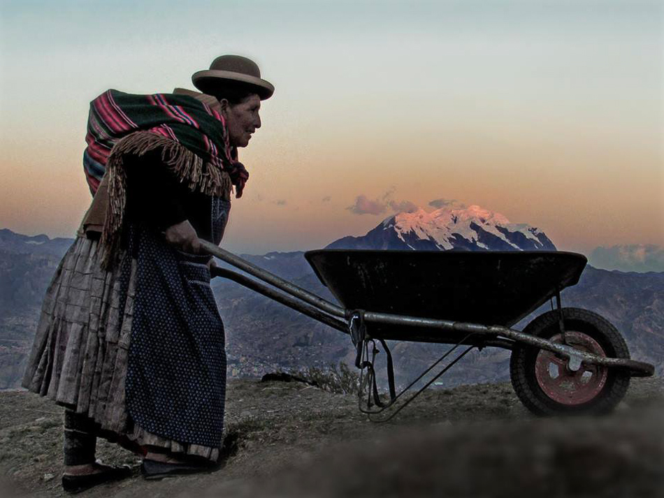 Satori Gigie (Bolivia), Stealing the Illimani!, 2016