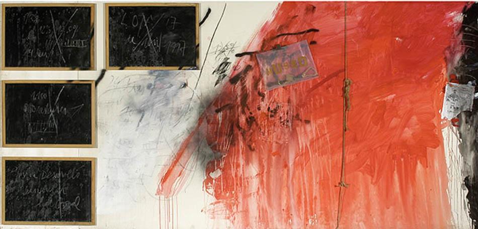 《沉默的洛塔》 何塞·巴尔梅斯(智利)作于2007年